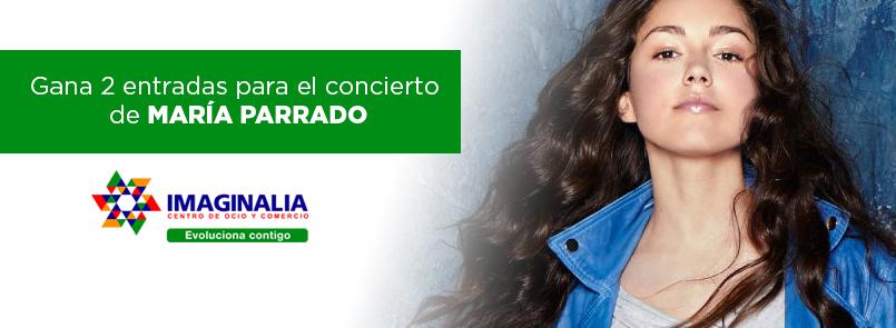 Concierto María Parrado Albacete