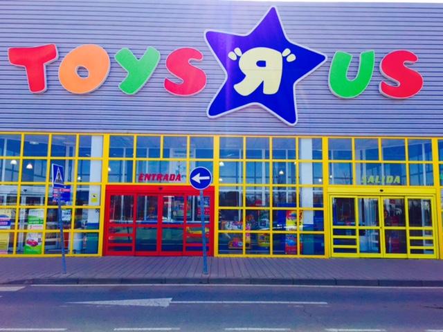 Toys r us albacete centro comercial imaginalia - Maletas infantiles toysrus ...